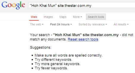 Hoh Khai Mun