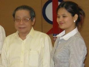 Dyana Sofya Mohd Daud Lim Kit Siang