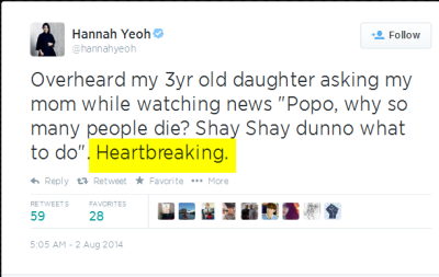hannahyeoh_ Overheard my 3yr old daughter