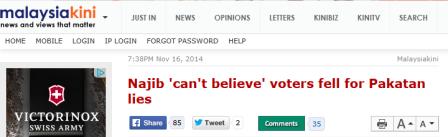 Najib 'can't believe' voters fell for Pakatan lies - Malaysiakini 2014-11-16 21-47-04