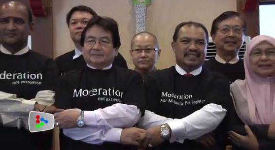 Kurup Baharom Moderation