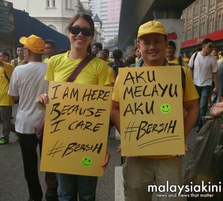 Bersih 4.0 Hazri Haili