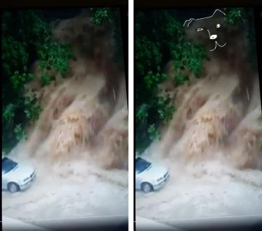 landslide Paya Terubong
