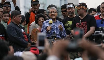 Mahathir GST